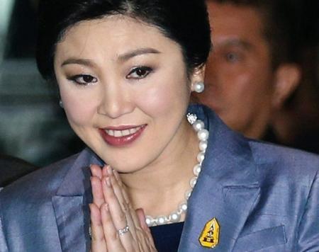 泰国总理英拉私人珠宝大揭秘