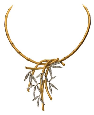 【珠宝首饰】当珠宝融入中国元素 美加入古典气息