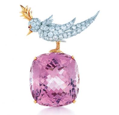 【珠宝品牌】蒂芙尼的彩色宝石:大自然的华美馈赠图片