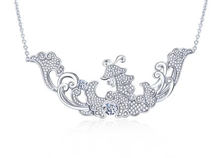 珠宝手绘图和寓意