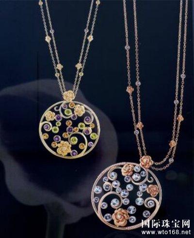 有阳光的珠宝 温柔珠宝设计师方洁然作品欣赏