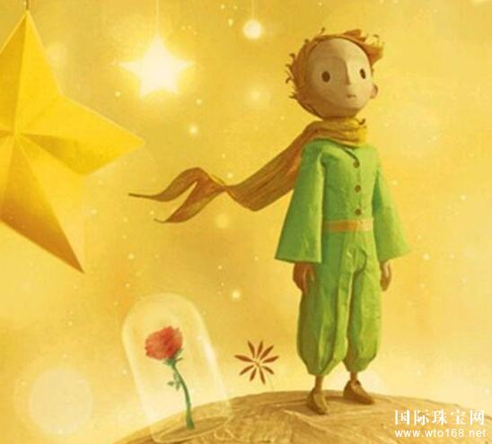 小王子和他的玫瑰花