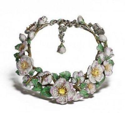 欧式古堡珠宝图片