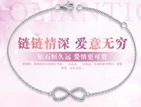 克徕帝钻石手链怎么样?只为等一场不期而遇的浪漫邂逅