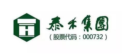 """新logo由""""t,a,h,o,e""""五个字母和中式书法""""泰禾""""两个部分组成.图片"""