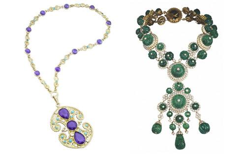 梵克雅宝在巴黎新店举行1970年代古董珠宝展