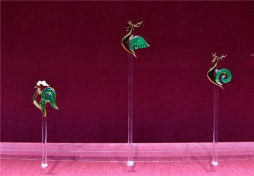 国生肖是非常有意思的主题,展品富有创意同时工艺精巧,这一别具
