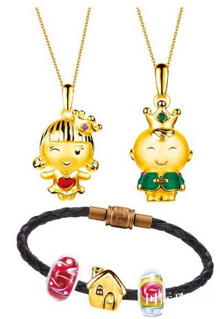 六福珠宝:打动人心的珠宝品牌