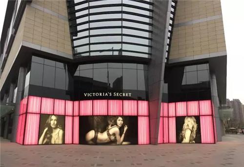 维秘旗舰店明日将在成都万象城正式开业
