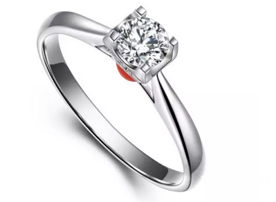 不送她这枚金嘉利戒指怎么好意思说々爱就一辈子々