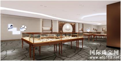 钻石,k金,翡翠,彩宝等为主题的购物城,商场内还配社有咖啡吧,私人水吧