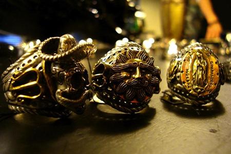 十大银饰品牌之一Galcia 别具一格的银饰