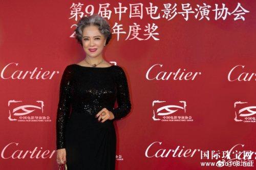 卡地亚将继续助力中国电影行业