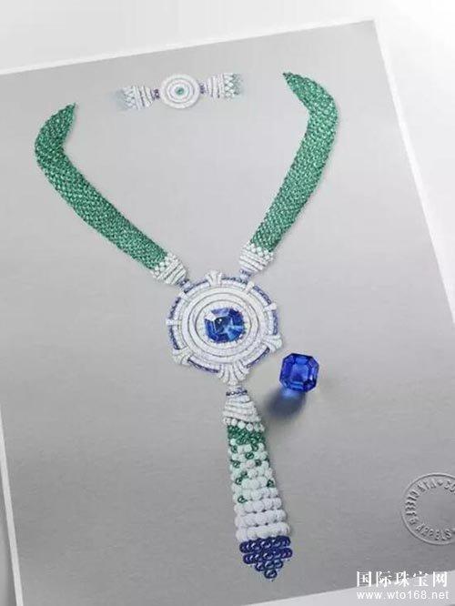 珠宝设计手绘图的三大注意点 国际珠宝网