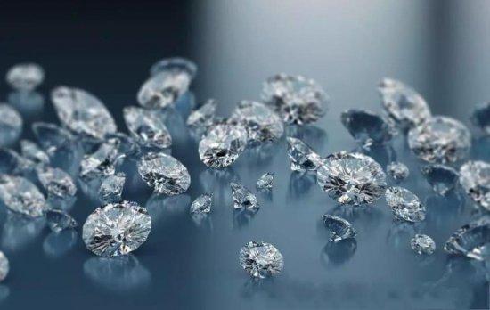 第36屆成都國際珠寶首飾展覽會 鉆石